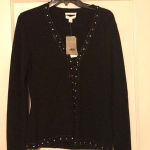 NWT Cashmere Charter Club Sweater!!!!